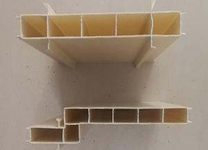 pvc拉缝板